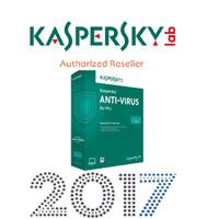 [MID-YEAR BEZT PROMO] Kaspersky Antivirus 2017 - 1PC (Maniak GamezOLS)