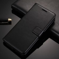 Flip Cover KULIT Oppo A37 / A39 Neo 9 10 Leather Case HP Dompet Casing