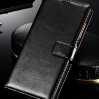Flip Cover KULIT Lenovo Vibe X2 Leather Case HP Dompet Casing Retro