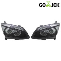 Autofriend Head Lamp Set SU-IZ-20-C949-05-6B Isuzu D-Max V-Cross 2011-