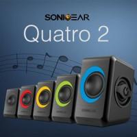 Jual Speaker Sonic Gear quatro2/ SonicGear quatro 2 /Speaker pc,Laptop Murah