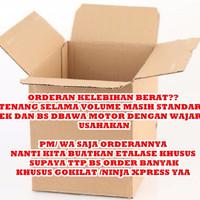 KHUSUS CUSTOM ORDER BY GOKILAT/ NINJA XPRESS