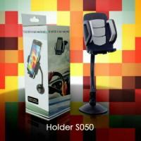 Jual Universal hp phone Car Holder S050 long/GOOD QUALITY Murah