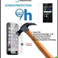 tempered glass crystal screen guard original Hippo Samsung C9 pro