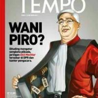 majalah tempo..wani piro?
