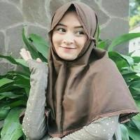 jilbab instan al azhar/kerudung alazhar/bergo instan/kerudung sekoah
