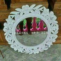 Pigura Cermin Ukir (furniture, kursi makan, kursi tamu, bufet)