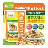 JP13 Jolly Multivitamin Hamster Food 400gr Makanan Hamster