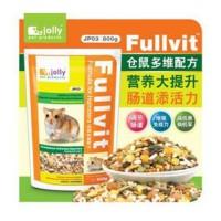 JP03 Jolly Multivitamin Hamster Food 800gr Makanan