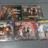 VCD Trio lamtama 5disc original