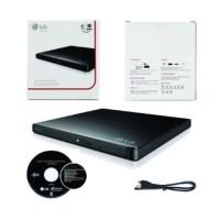 DVD-RW External LG Ultra Slim Portable DVD Writer GP65NB60