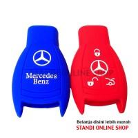 Kondom Kunci Silikon Remote Keyshirt Mercy Mercedes Benz A C E S G GL