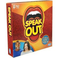 Jual mainan anak unik speak out game mulut besar Murah