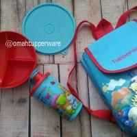 Tupperware Tiwi N Friends | Lunch Box Set