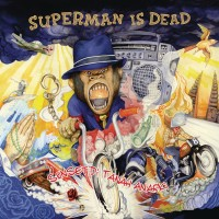 CD Album Superman Is Dead - Sunset di Tanah Anarki