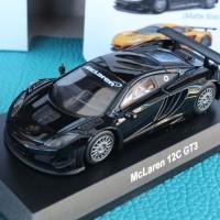 Kyosho 1:64 McLaren 12C GT3 Black