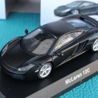 Kyosho 1:64 McLaren 12C Matt Black