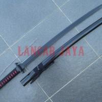 Pedang Katana Samurai Tensa Zangetsu, Kurosaki Ichigo BLEACH