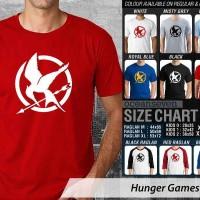 Hunger Games 20 CR - KAOS DISTRO PRIA WANITA ANAK OCEANSEVEN