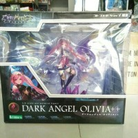 Rage Of Bahamut Dark Angel Olivia Kotobukiya 1/8 Ver KWS New MIB Red