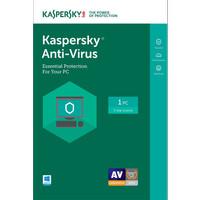 Kaspersky AntiVirus 2017 for 1PC (MURAH! CEPAT! GK PAKE LAMA!)