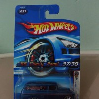 Hot Wheels '55 Chevy Panel 2006 First Edition