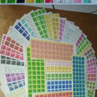 Sticker keyboard Arab plus panduan instal tulisan arab