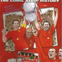 Jual Manchester United : Comic Strip History by Bob Bond (bahasa Indonesia) Murah