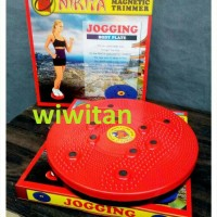 Jual Magnetic Trimmer Jogging Body Plate   Melangsingkan Tubuh Murah