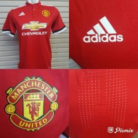 Jual JERSEY MU HOME 2018 PI (PLAYER ISSUE) OFFICIAL Murah