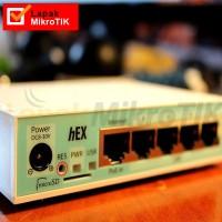 MikroTIK RB750Gr3, RB750G-r3 I RB750 Gr3 ( hEX ) Gigabit LAN