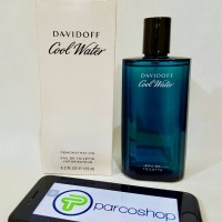 PARFUM ORIGINAL 100% tester + box DAVIDOFF COOLWATER COOL WATER MEN