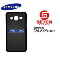 Casing HP Samsung Galaxy Core 2 Asus Logo Custom Hardcase Cover