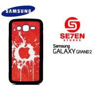 Casing HP Samsung Grand 2 Apple iPhone Custom Hardcase Cover