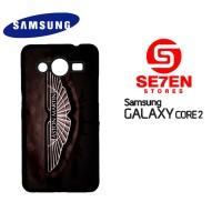 Casing HP Samsung Galaxy Core 2 aston martin logo Custom Hardcase Cove