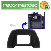 Rubber Eyecup DK-21 for Nikon D100 / D200 / D90 / D80 / D70S / D70 / D