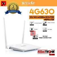 TENDA 4G630 3G 4G USB Modem Wireless Router+EXTENDER REPEATER WIFI