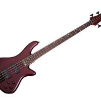 Schecter Guitar Research Stiletto Extreme-4 Bass - Black Cherry