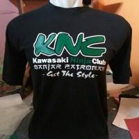 Kaos Kawasaki Ninja Club KNC Banjar Patroman