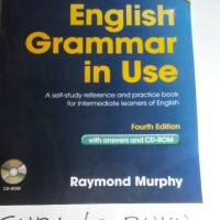 English grammar in use with answer and cd rom 4th edition