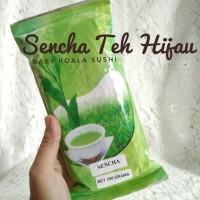 Jaw Sencha | Teh Hijau Seduh | Green Tea Ocha