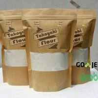 Jual Supplier Tepung Takoyaki 1 kg Paling Enak, Terpercaya!! Murah