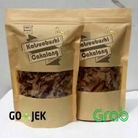 Jual Katsuobushi, Bonito Flakes, cakalang serut 500 gram. Murah