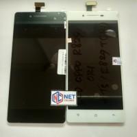 Lcd Fullset Oppo R829 / R829t / Oppo R1 + Touchscreen