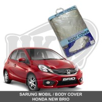 BODY COVER / SARUNG MOBIL HONDA NEW BRIO