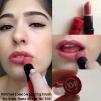Rimmel London - Lasting Finish Matte By Kate Moss - 104