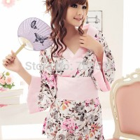Jual Lingerie Seksi Cantik Baby Doll Hot Kostum Teddy Pink Piyama Cosplay Murah
