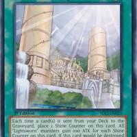 Kartu Yugioh Realm of Light [Common]