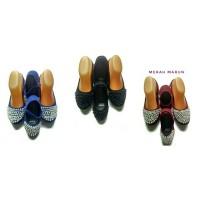 Jual sepatu couple ibu dan anak flatshoes Murah