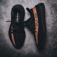ADIDAS YEZZY BOOST 350 V2 *BLACK COOPER